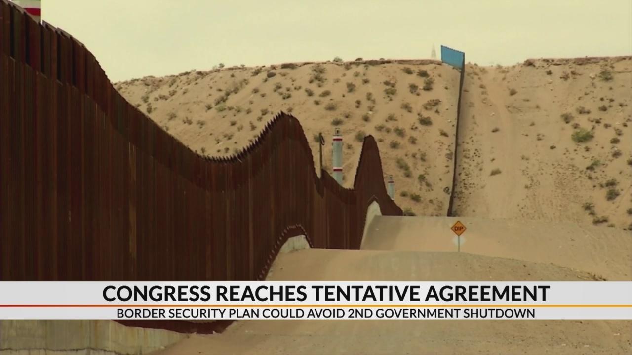 Congress reaches tentative agreement to avoid shutdown