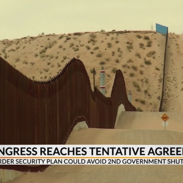 Congress reaches tentative agreement to avoid shutdown