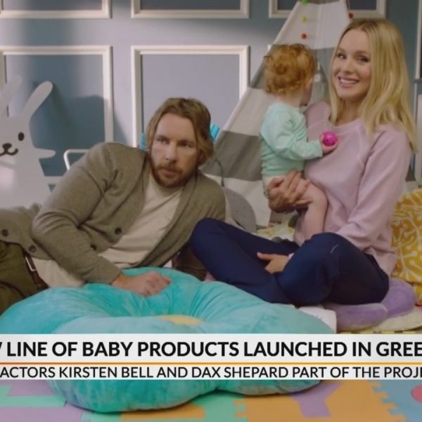 Greenville marketing company behind celebrity child care line