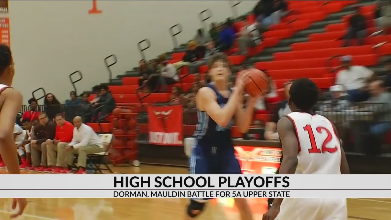 Mauldin Tries To Dethrone Dorman