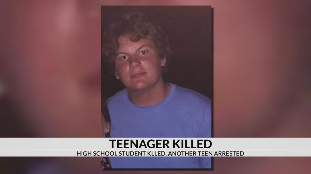 Murder suspect denies pulling trigger that killed a Mauldin High student