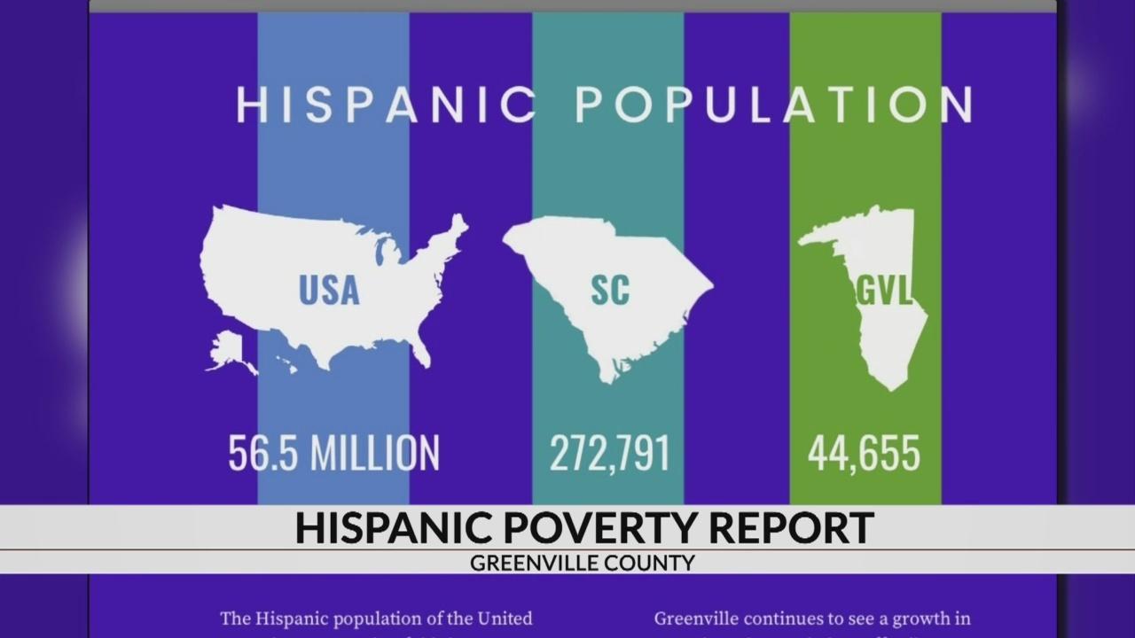 Study sheds light on poverty in Upstate Hispanic community