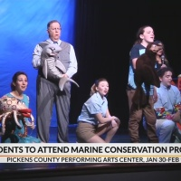 Thousands of Upstate students to attend marine conservation puppet show