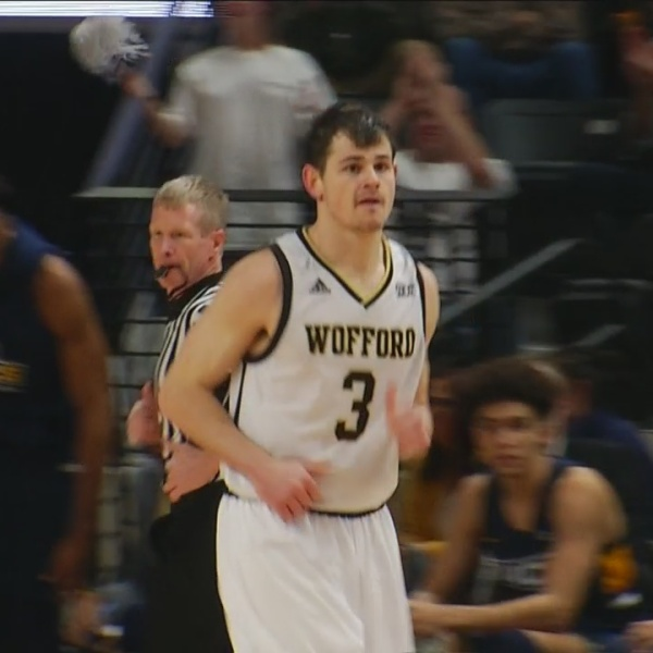 Wofford Rolls Past UNCG to Secure SoCon Regular Season Title, 80-50