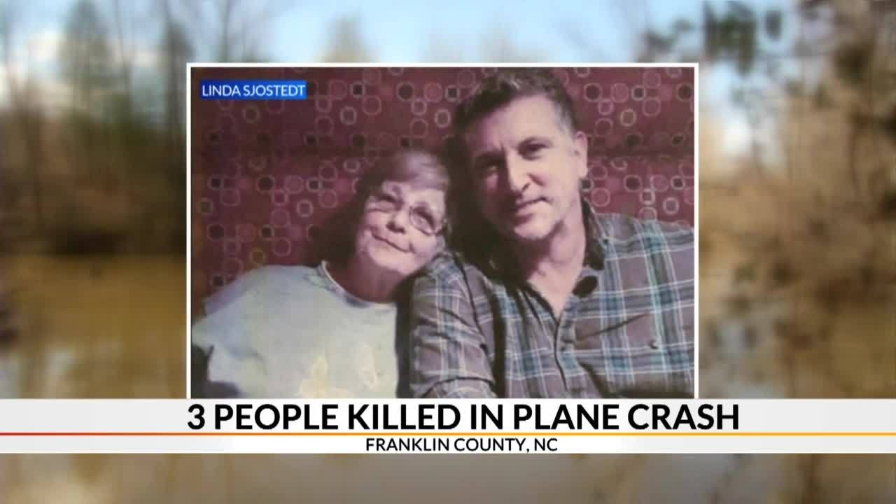3 people killed in NC plane crash