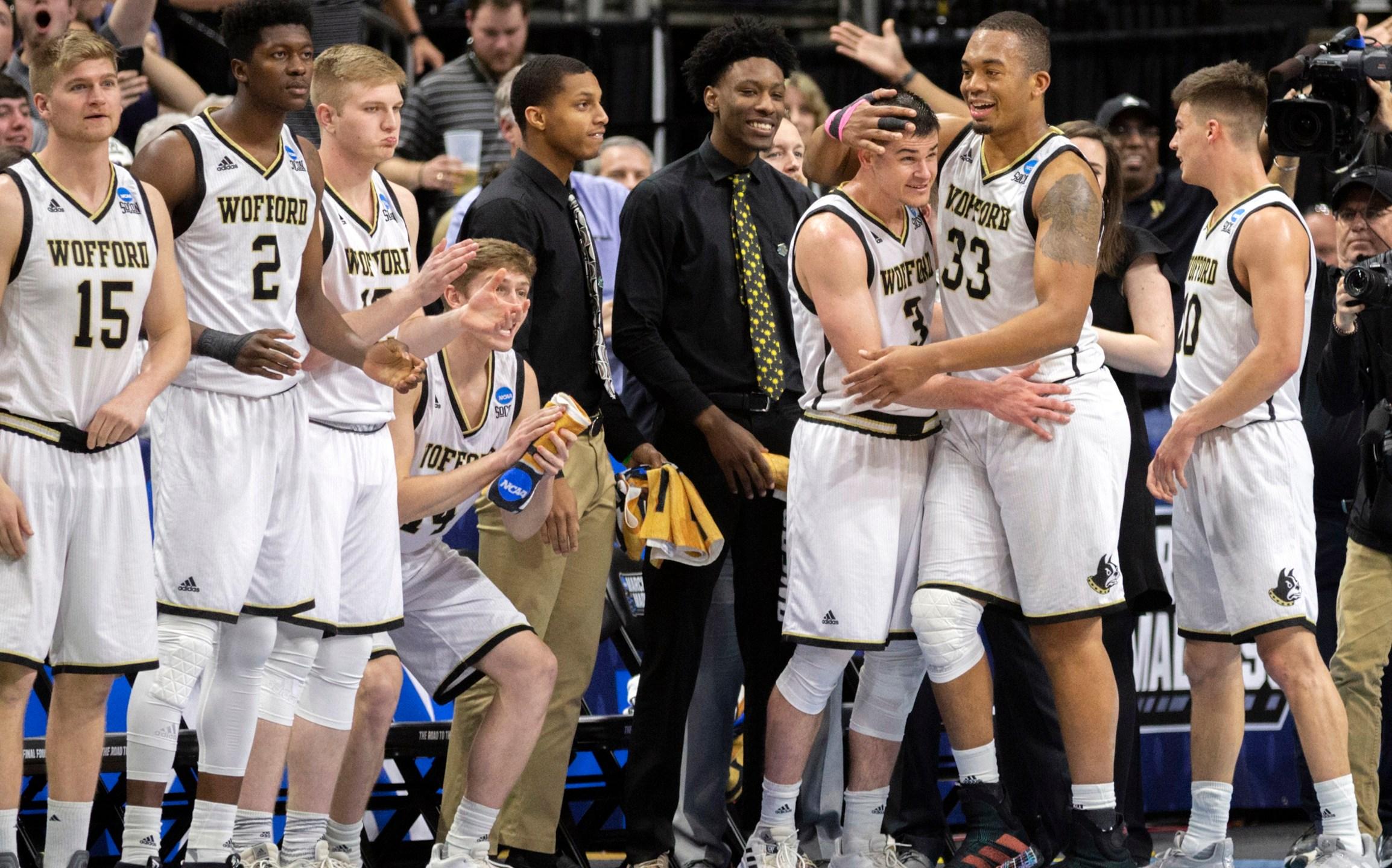 NCAA Seton Hall Wofford Basketball_1553250128689
