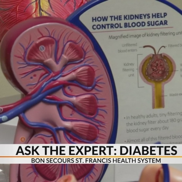 Ask the Expert: Diabetes