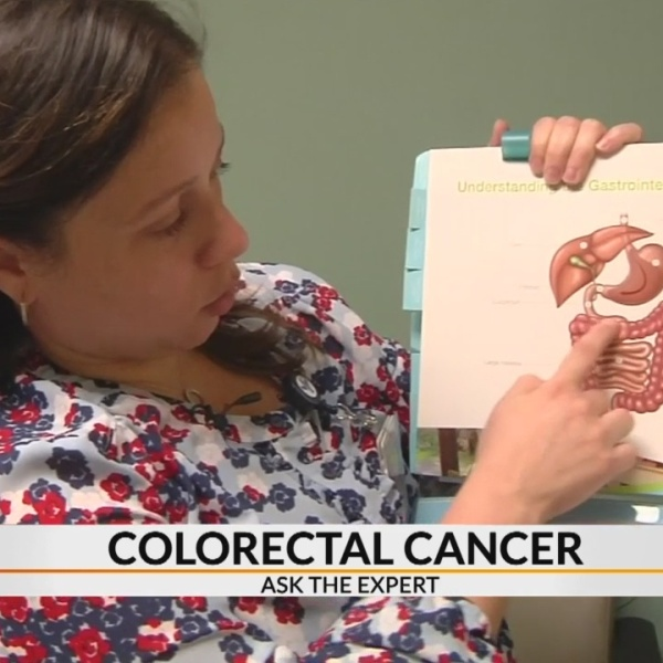 Bariatric surgeon offers ways to combat colorectal cancer