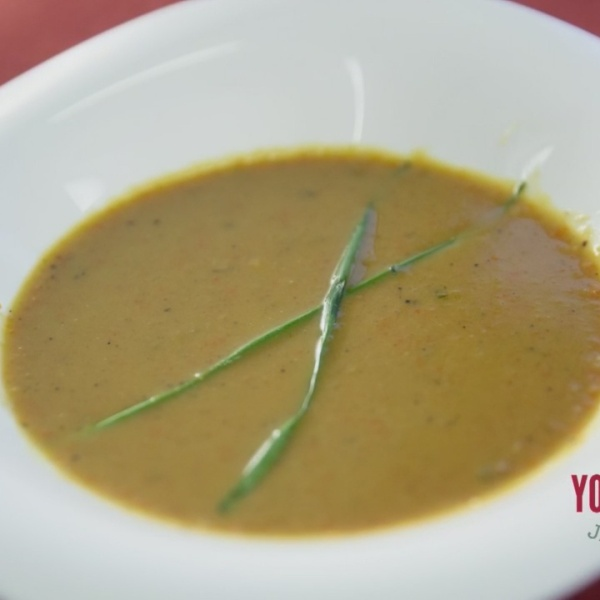 Chef's Kitchen - Roasted Butternut Squash and Apple Bisque