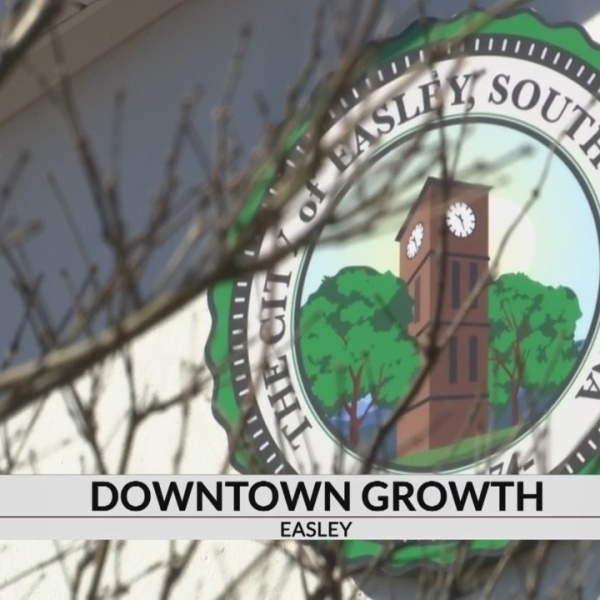 City of Easley giving land to potential developers for $50 million project