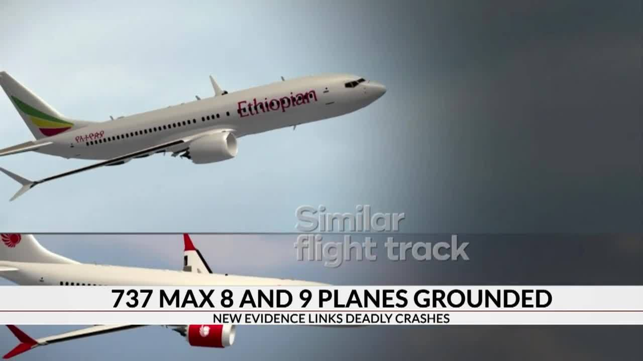 Faa Grounds Boeing 737 Max Jets