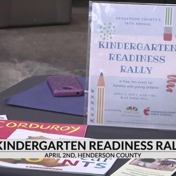 Henderson County Kindergarten Readiness Rally