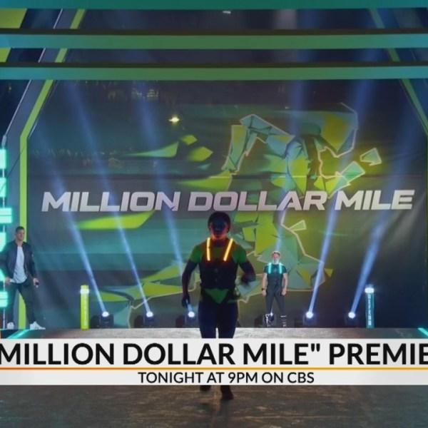 Lebron James' show 'Million Dollar Mile' premieres tonight on CBS