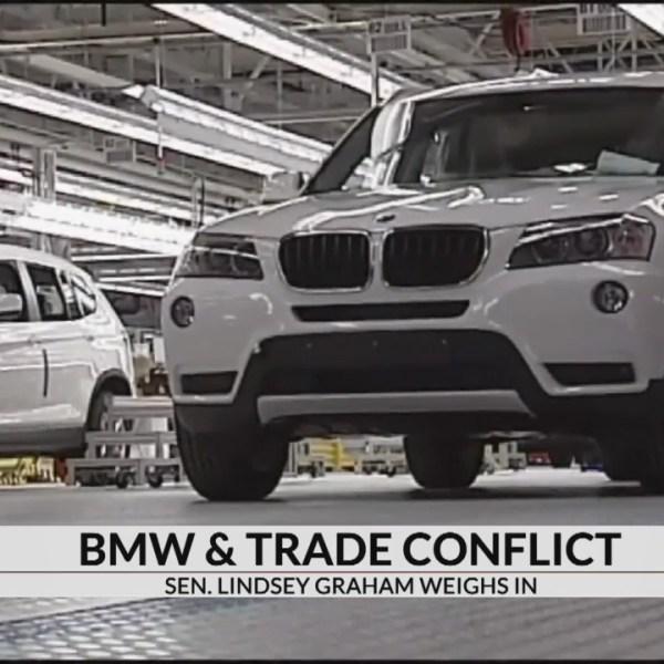 Senator Graham talks China, Tariffs and BMW