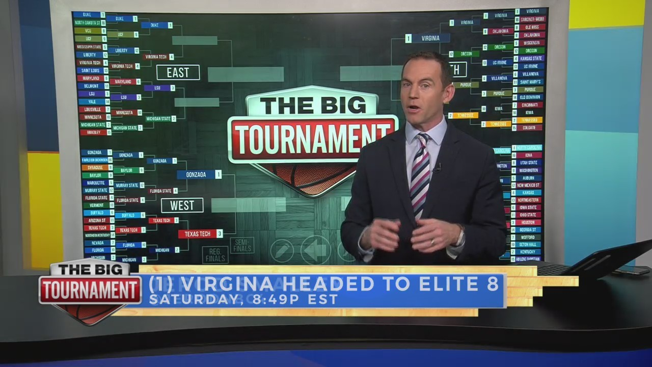 'The Big Tournament Live' previews Friday's Sweet 16 games