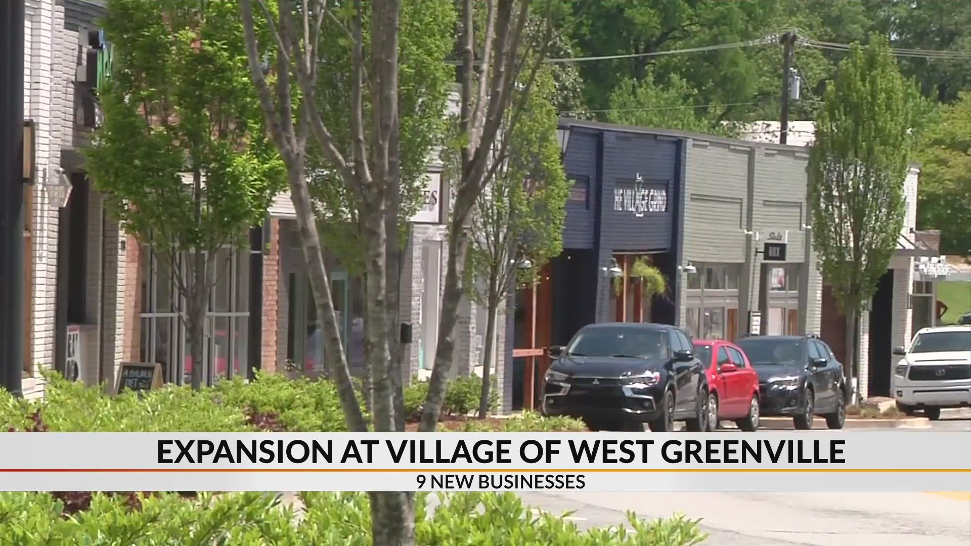 9 new businesses coming to the Village of West Greenville