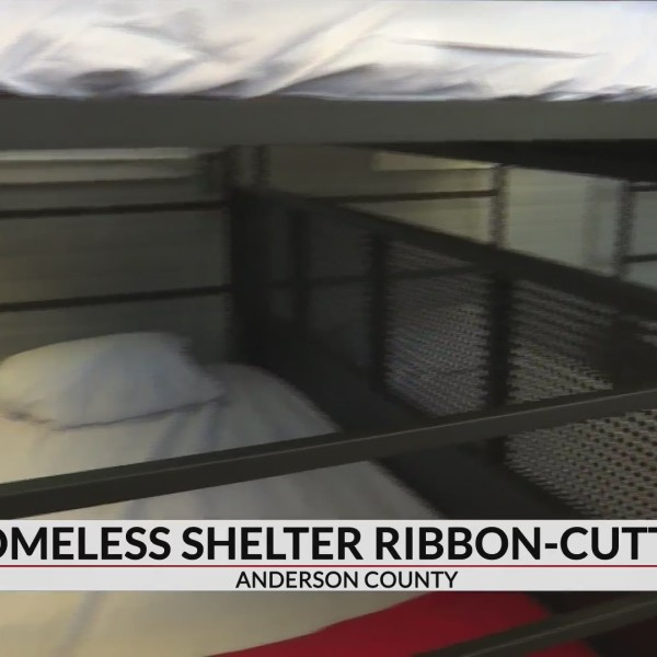 Anderson Salvation Army opens new permanent homeless shelter