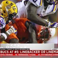 Buccaneers targeting Devin White to bulk up defense