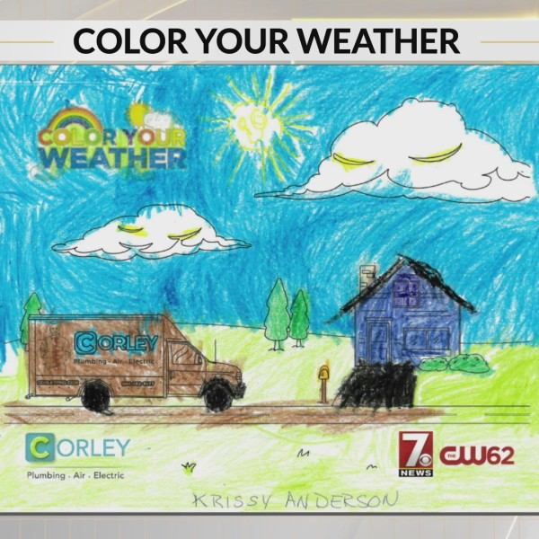 Color Your Weather: Krissy from Starr
