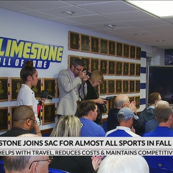 Limestone Joins South Atlantic Conference for Fall of 2020