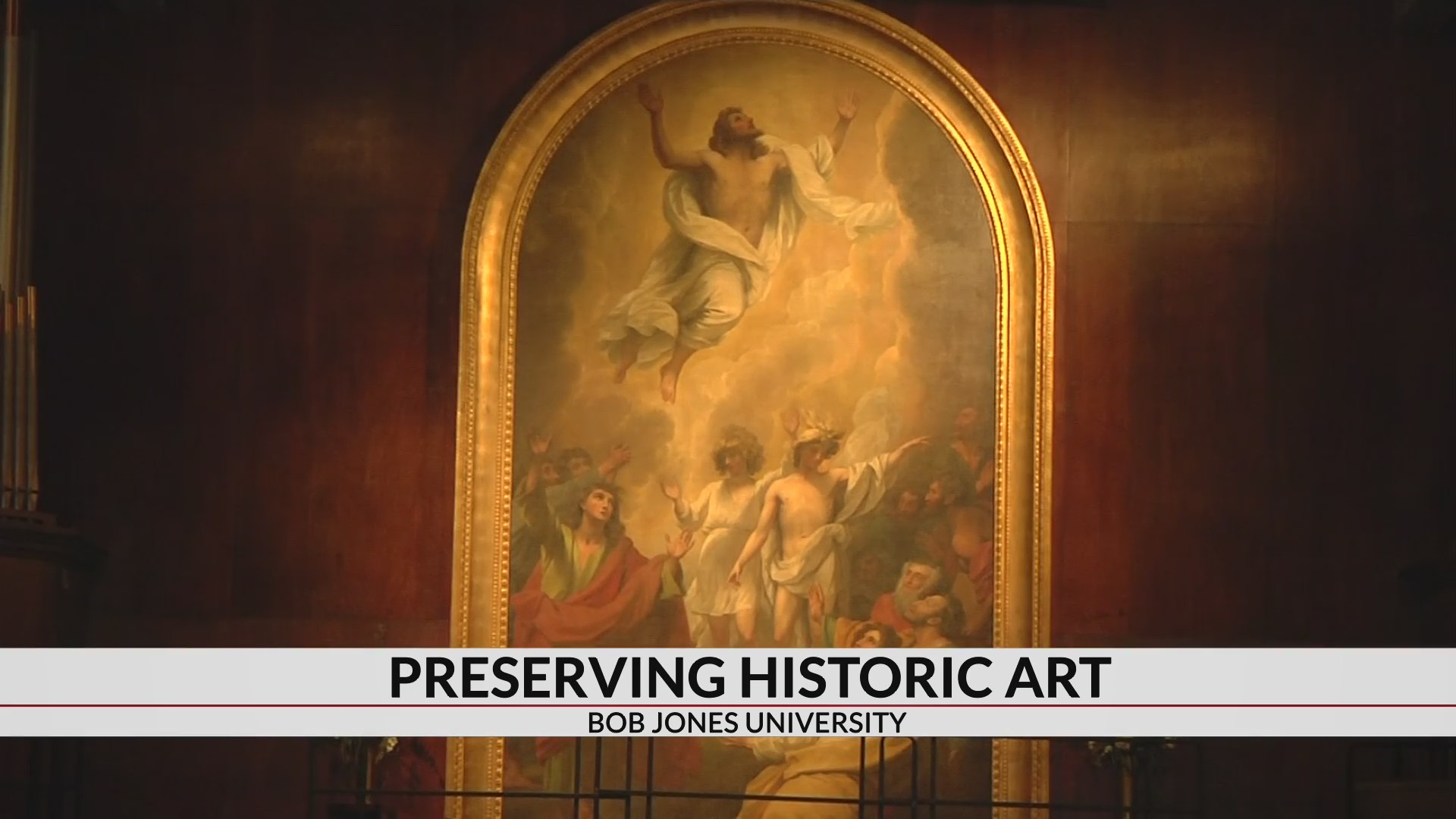 Notre Dame fire prompts artifact safety discussion at Bob Jones University