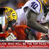 The Draft in Music City: Top 3 Prospects in this year's draft