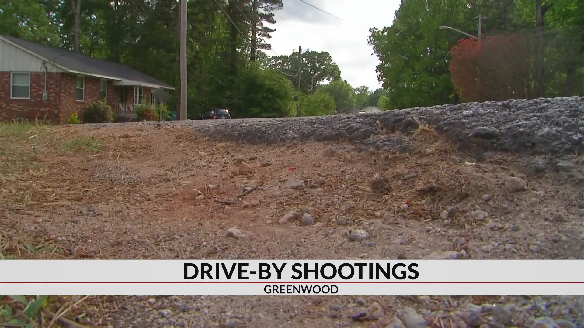 3 injured in 2 shooting incidents in Greenwood, police say