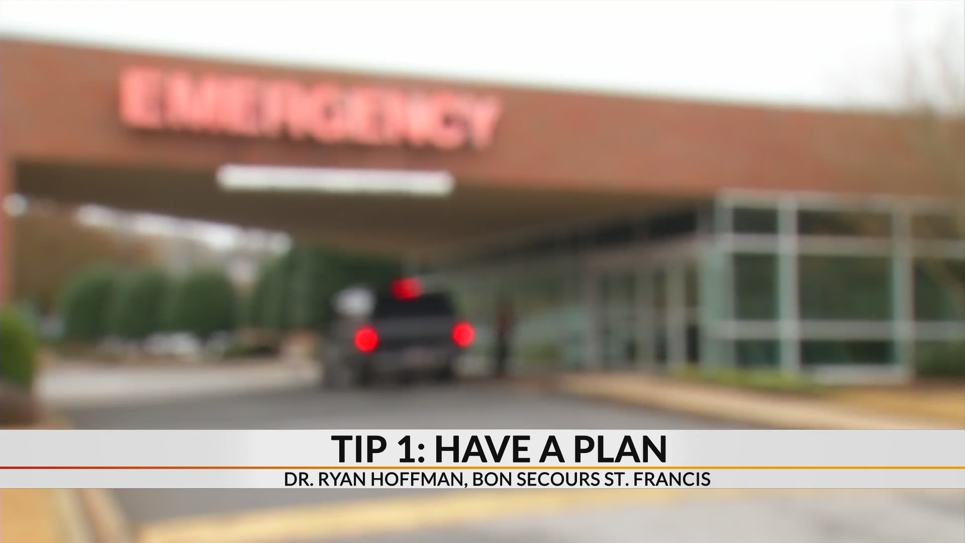 7 tips for getting in and out of emergency room quickly