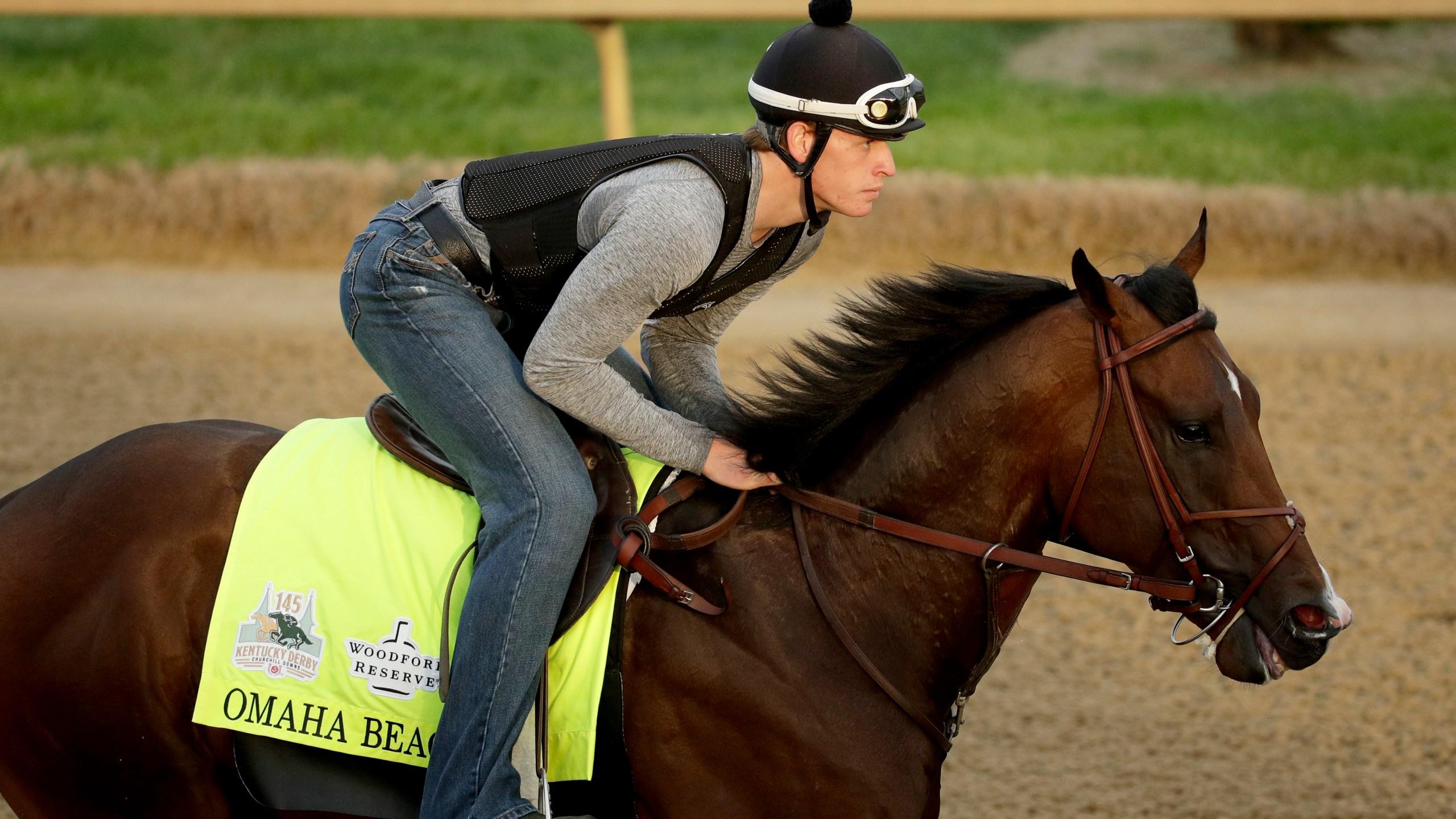 Kentucky Derby Horse Racing _1556754410265