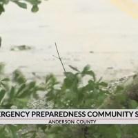Anderson Co. hosts emergency preparedness community series