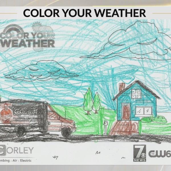 Color Your Weather: Peyton
