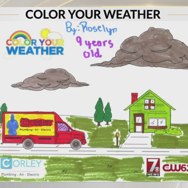 Color Your Weather: Roselyn