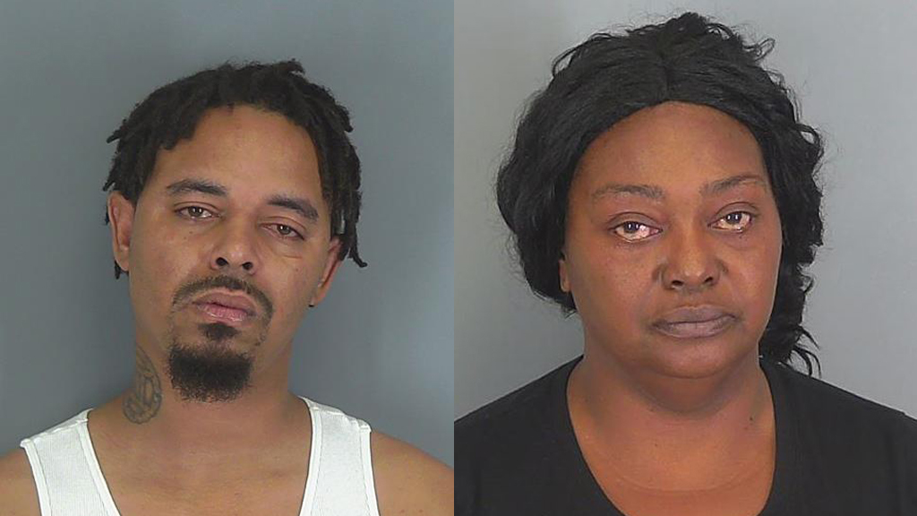 4 people facing drug charges in Spartanburg Co