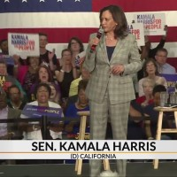 Kamala Harris makes stops in Upstate