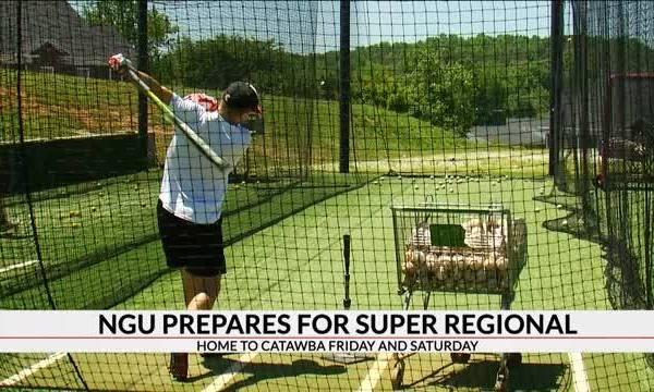 North Greenville Prepares For Super Regional