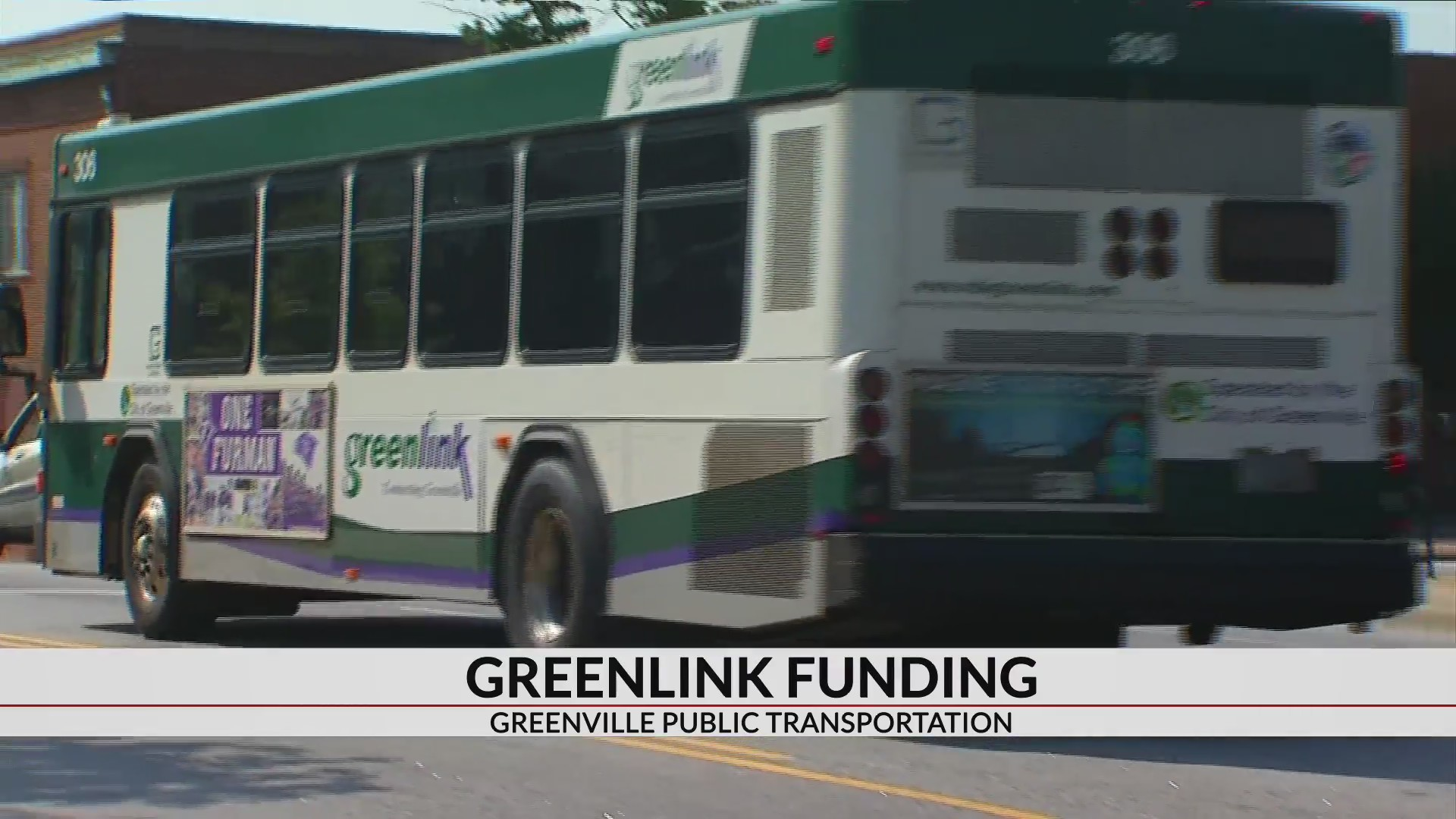 Proposed Greenville County budget would allow Greenlink to
