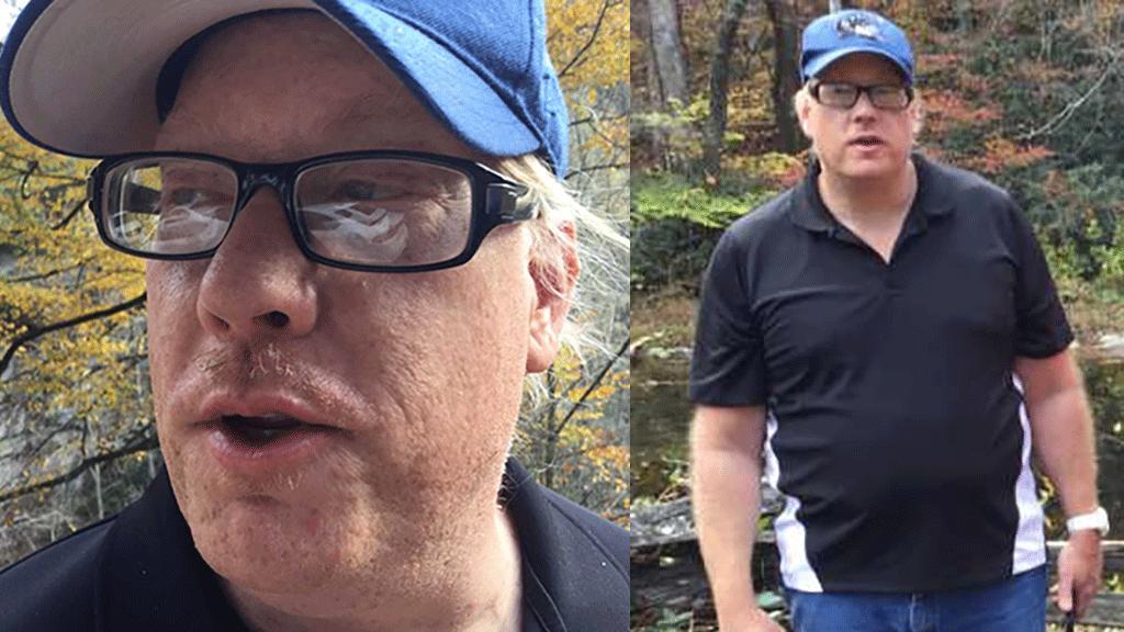 Halloween 2020 Mark Wolfe Help police find missing man Steven Wolfe in Asheville