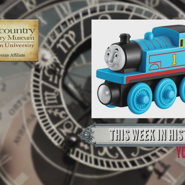 This Week in History - Thomas and Friends