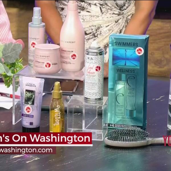 Work It Wednesday - Summer Hair Care