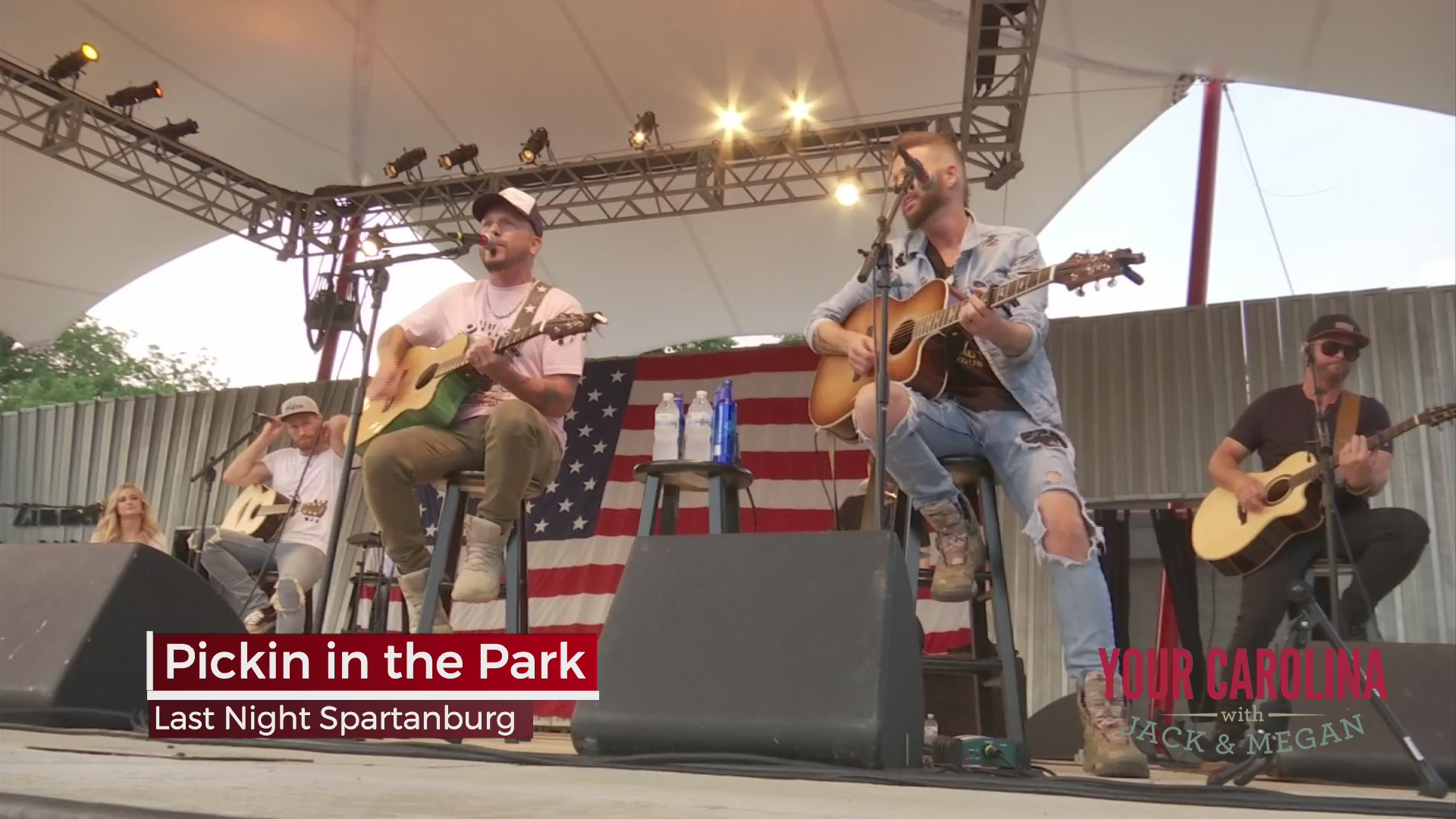 """Whistle 100's """"Pickin in the Park"""""""