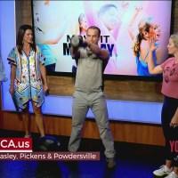Move It Monday - YMCA of Easley, Pickens & Powdersville