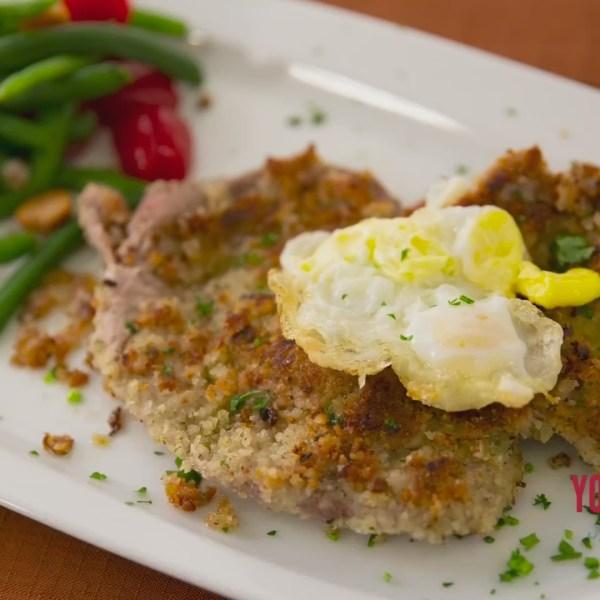 Chef's Kitchen - Lemon Herb Pork Cutlet