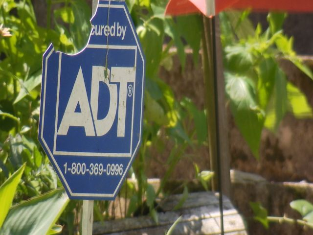 Beware of deceptive door to door salesmen claiming to be with ADT