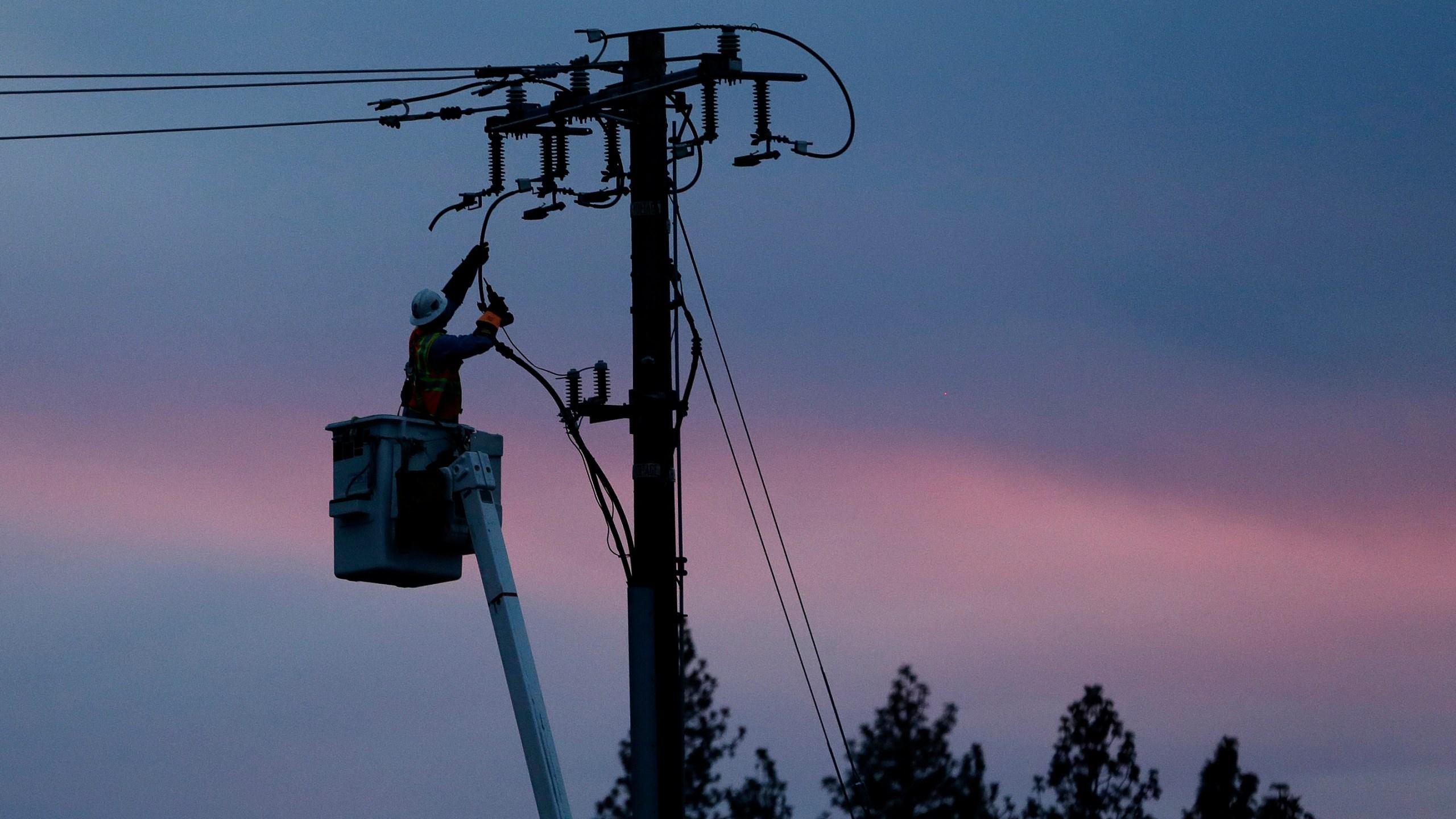 California Wildfires-Power Shutoff _1560044482260