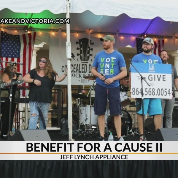 Benefit Concert to raise money for Miracle Hill