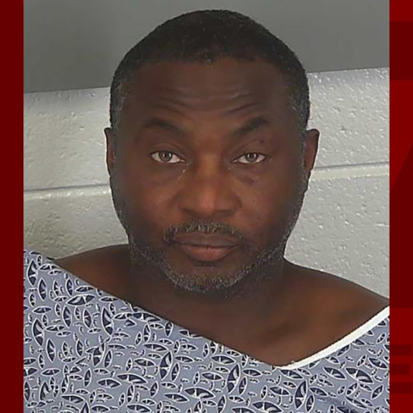 Delwyn Edrick Smith booking photo from Spartanburg County Detention Center