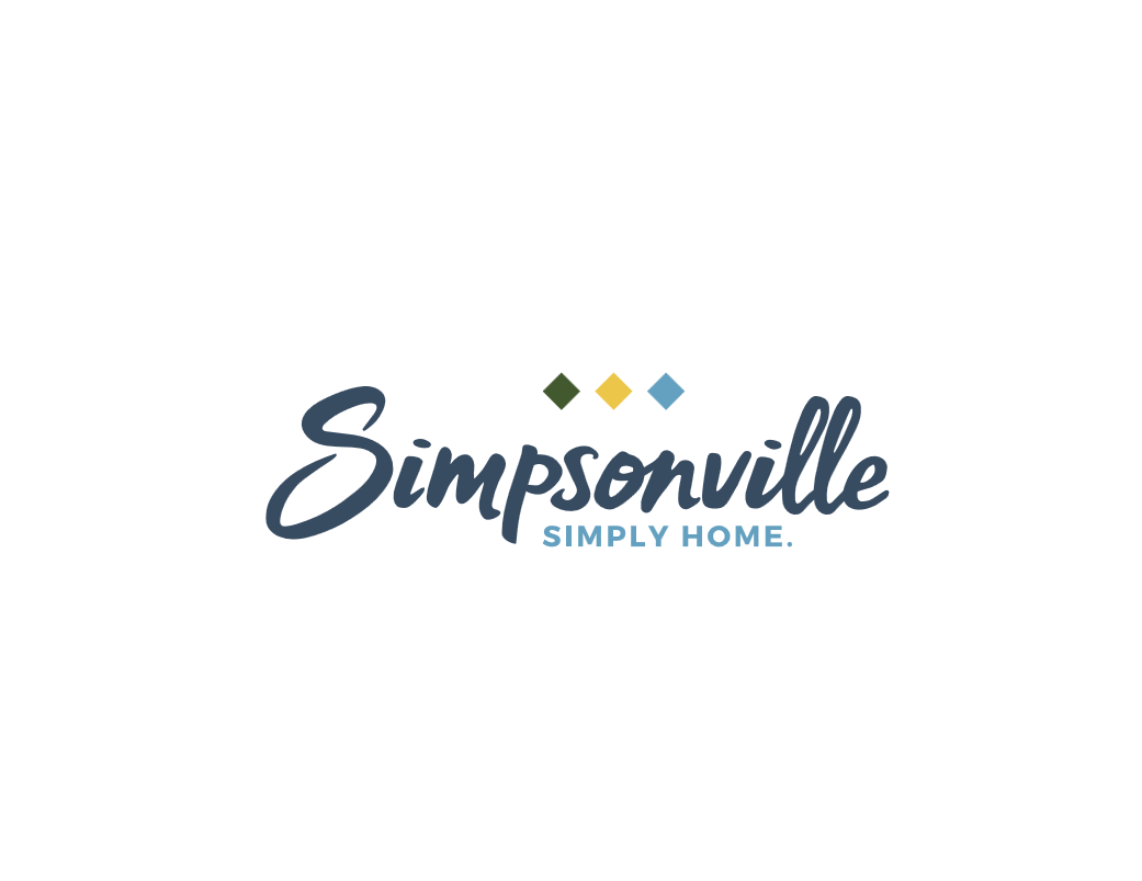 Proposed new logo for City of Simpsonville