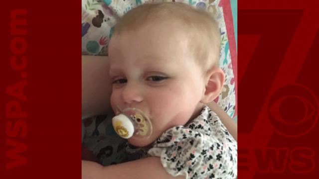 1-year-old Maci cancer free after bone marrow donation