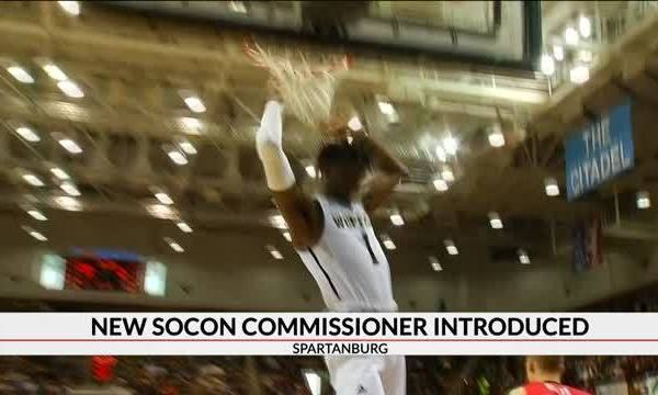 SoCon Introduces New Commissioner