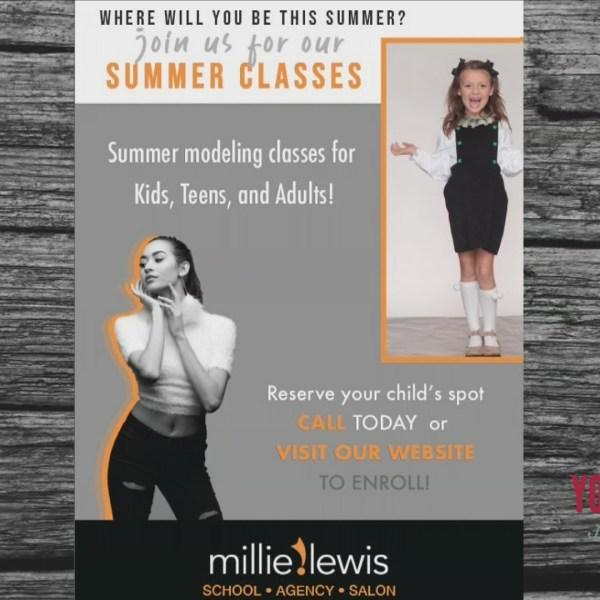 Summer Class Enrollment For Millie Lewis